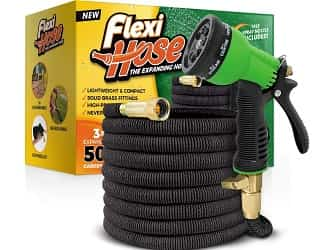Flexihose Upgraded Expandable Garden Hose