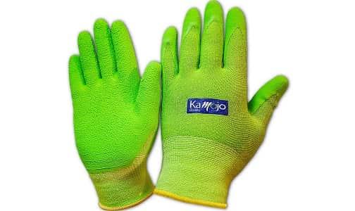 Kamojo Bamboo Gardening Gloves