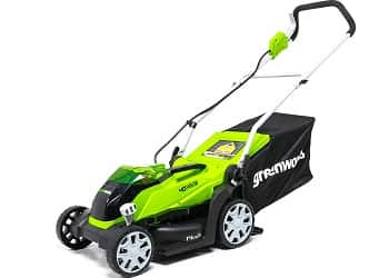 Greenworks 20-Inch 40V 3-in-1 Cordless Lawn Mower