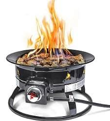 Outland Firebowl 823 Outdoor Portable Propane Gas Fire Pit